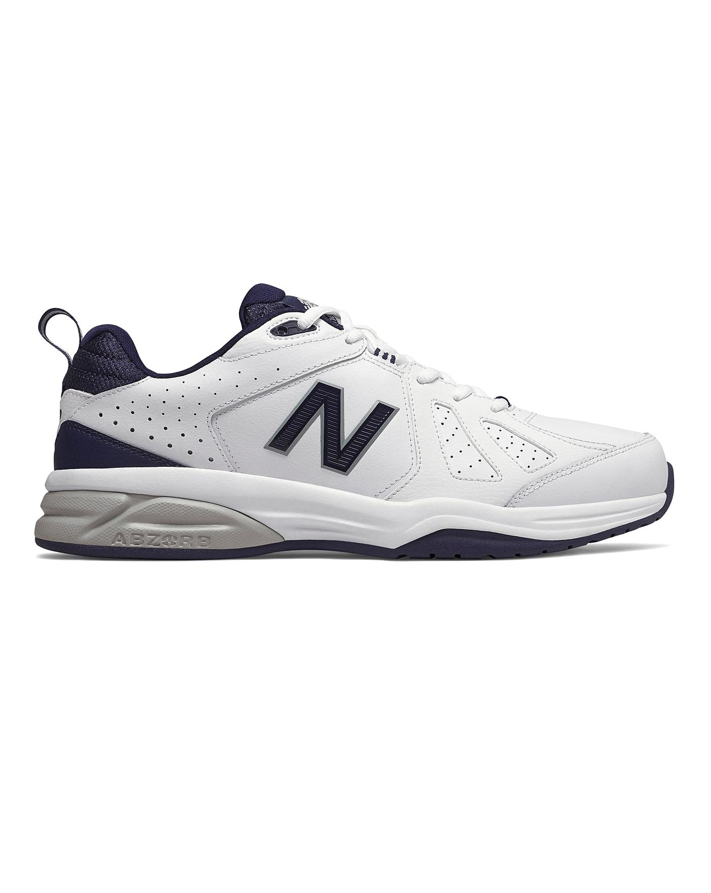 New Balance MX624 Lace Trainers Wide