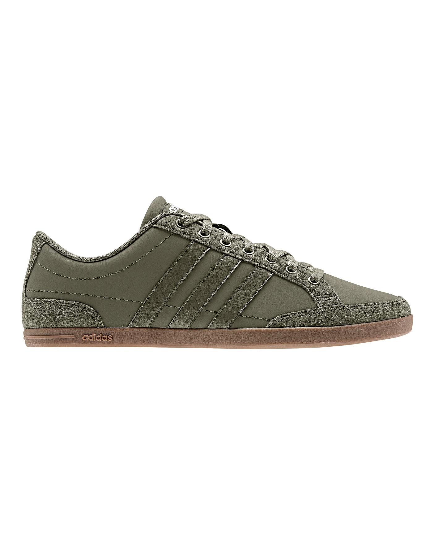adidas Caflaire Trainers | J D Williams