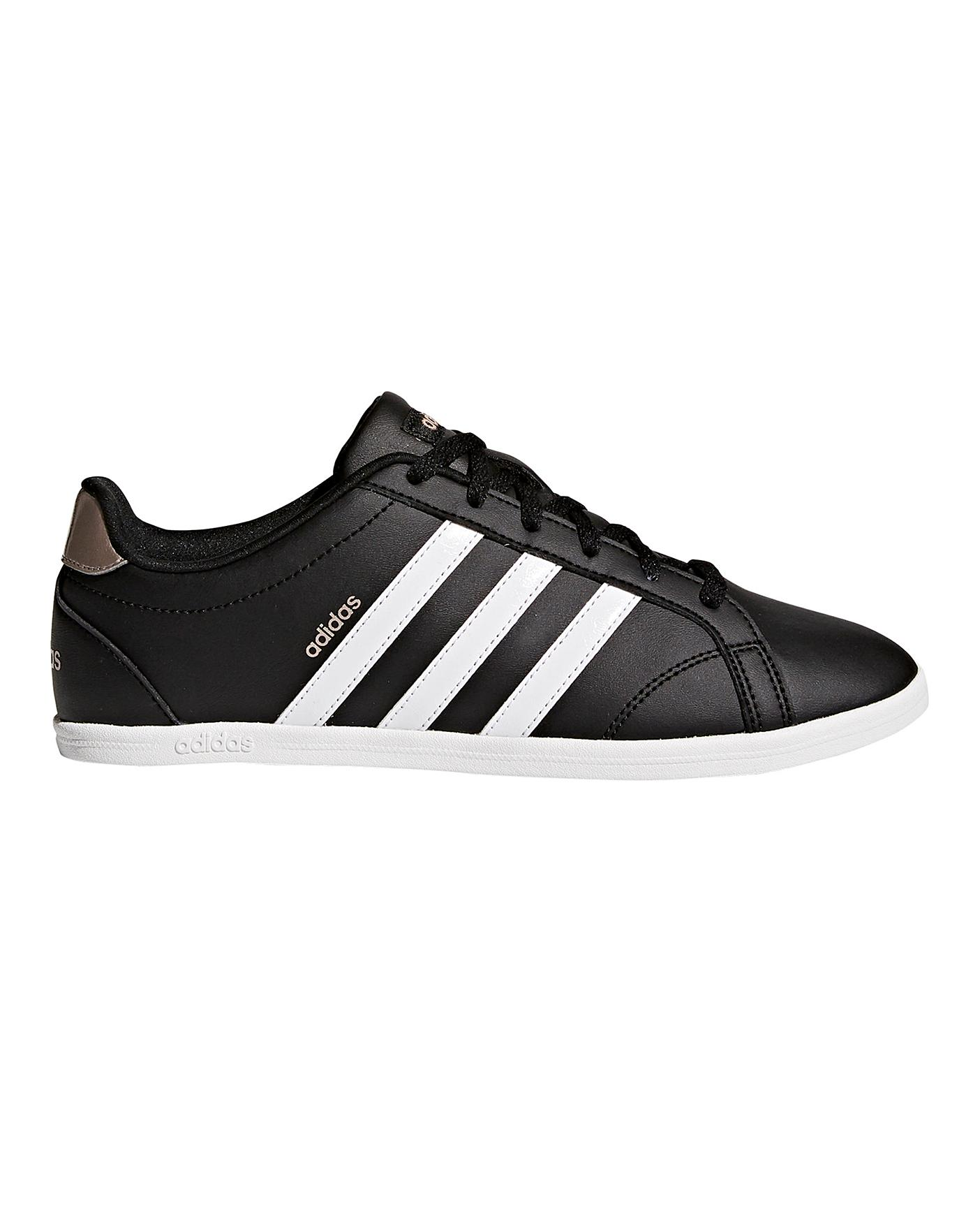 adidas Coneo QT Trainers   Simply Be