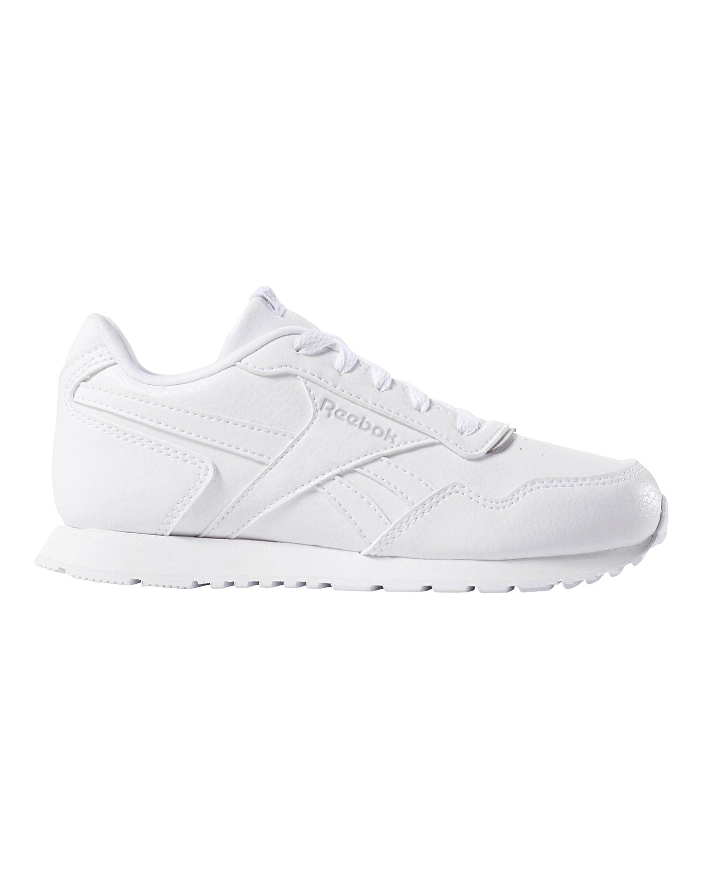 Reebok Boys Royal Glide Trainers Junior Classic Shoes Sneakers Kids