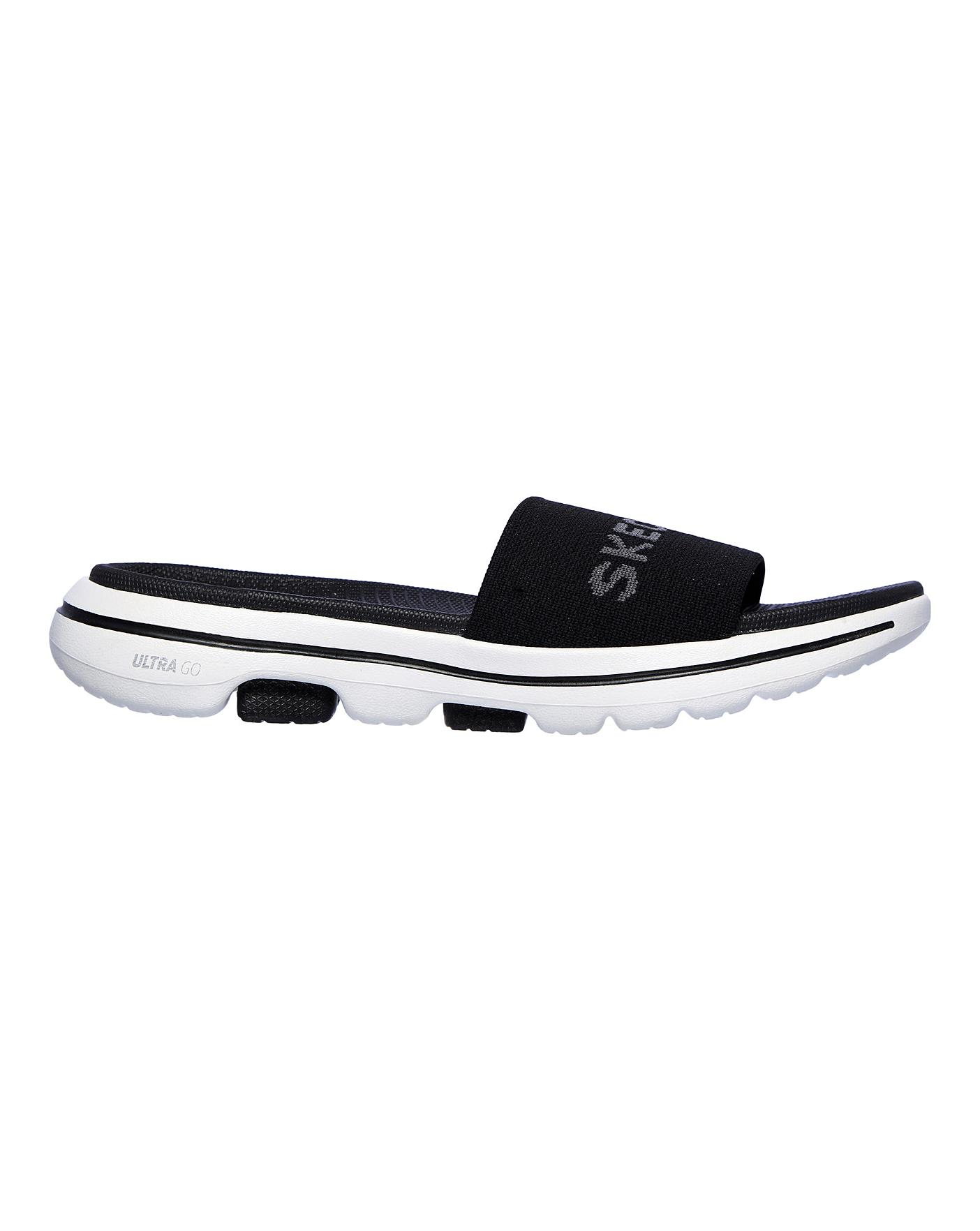 Skechers Go Walk 5 Sandals | Oxendales
