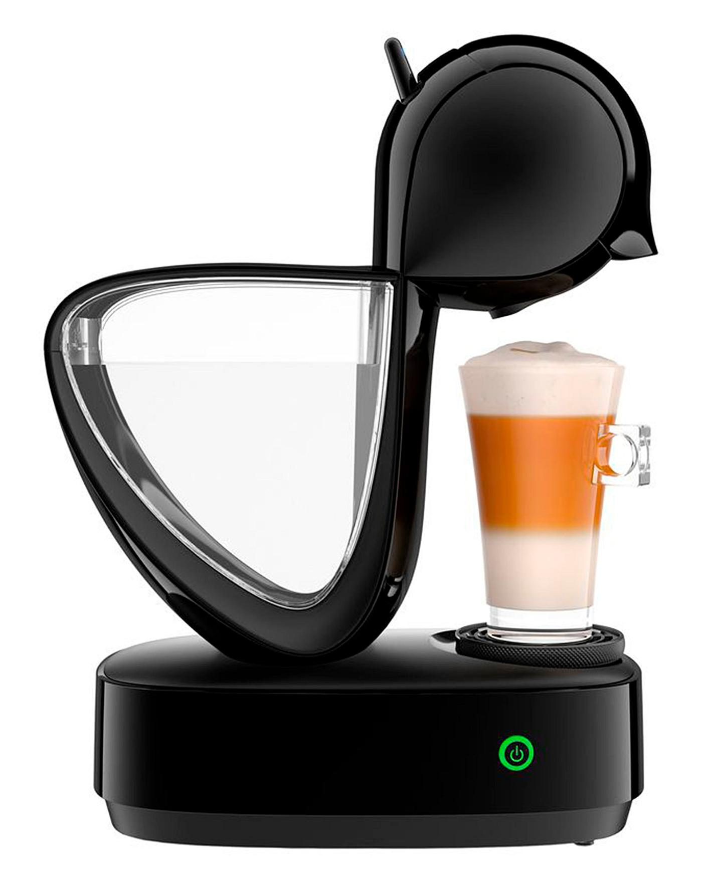 the latest 57a9a f0178 Nescafe Dolce Gusto Infinissima Machine