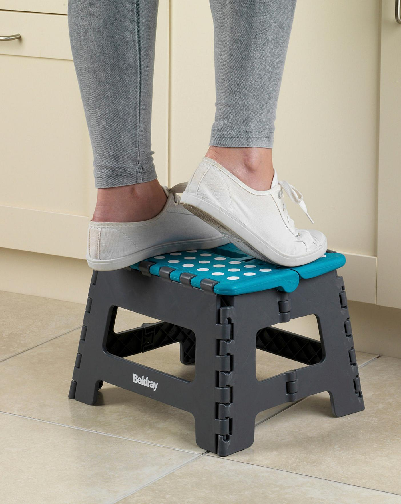 Cool Beldray Folding Step Stool Small Ncnpc Chair Design For Home Ncnpcorg