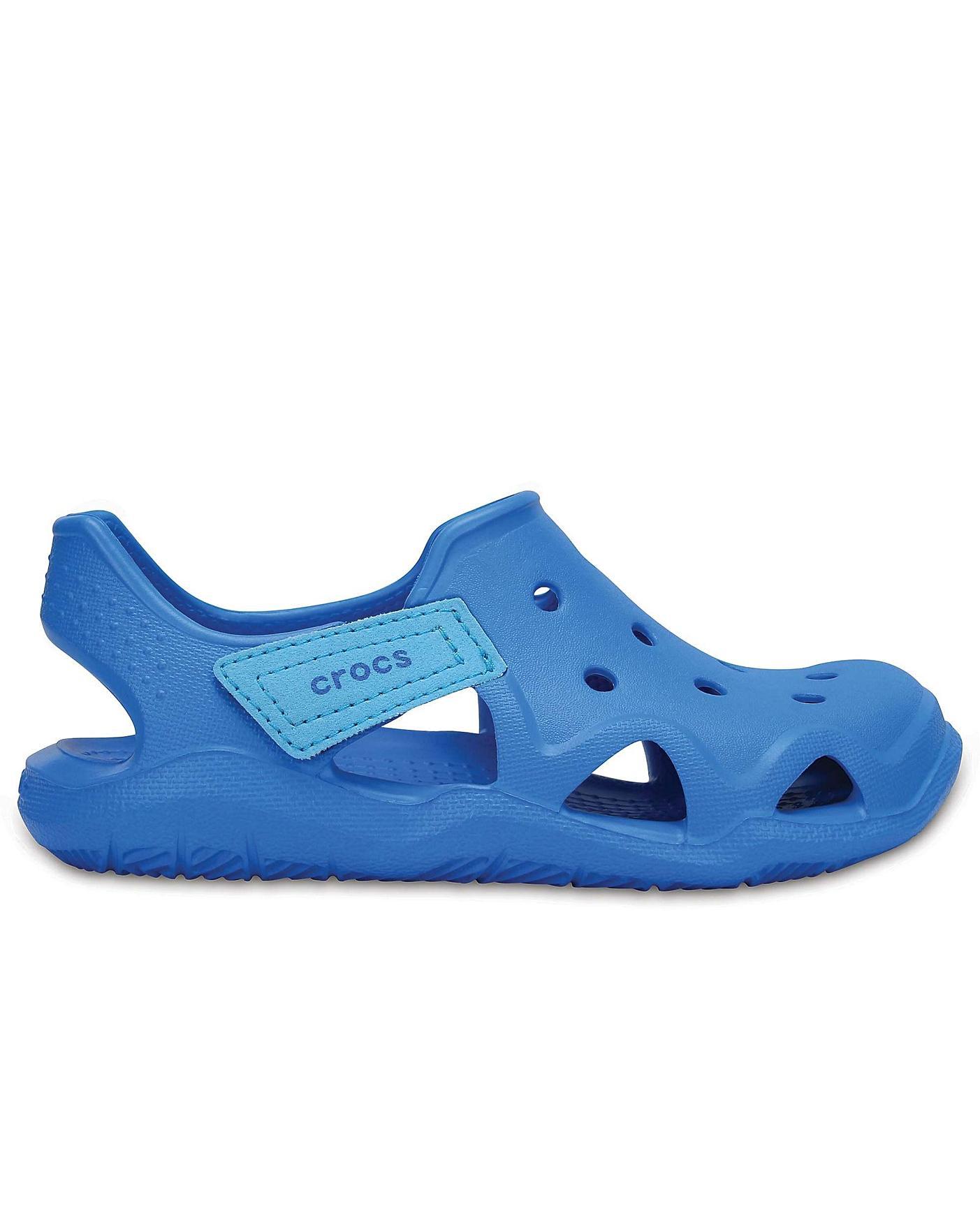 958333ebf98 Crocs Swiftwater Wave Boys Sandals