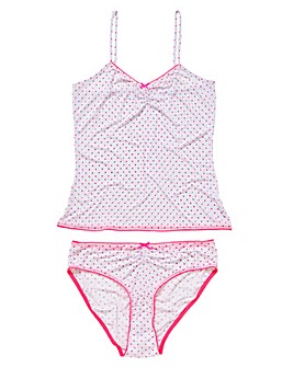 Naturally Close Camisole&Briefs Gift Set