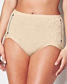 MAGISCULPT Pack of 3 Lace Control Briefs Light Control 1