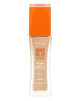 Rimmel Wake Me Up Foundation -Soft Beige