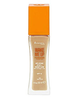 Rimmel Wake Me Up Foundation - True Nude