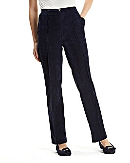 Pull On Cord Trouser L27