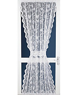 Butterfly Door Curtain