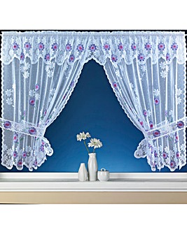 Prima Net Curtain Window Set