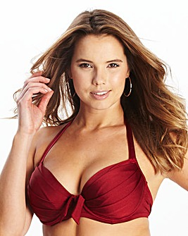 Pour Moi? Padded Underwired Bikini Top