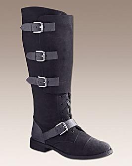 Legroom Boots EEE Fit Standard Calf