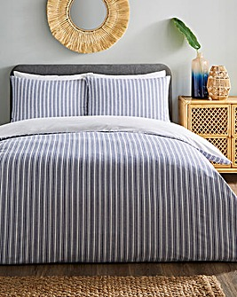 Cabos Stripe Duvet Cover Set