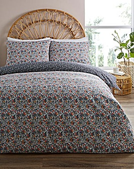 Abel Floral Duvet Cover Set