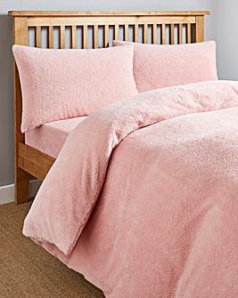 Supersoft Cuddle Fleece Duvet Set