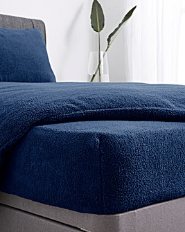 Supersoft Cuddle Fleece Fitted Sheet