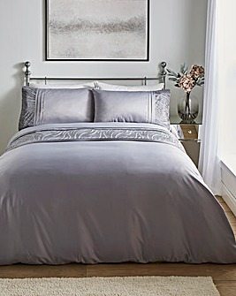 Roxy Sequin Duvet Cover Set