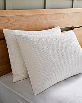 Waffle Housewife Pillowcases
