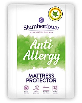 Anti-Allergy Mattress Protector