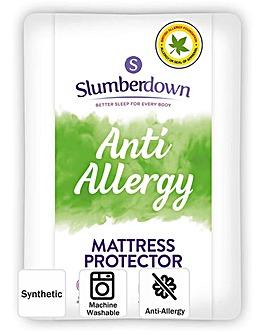 Slumberdown Anti-Allergy Mattress Protector