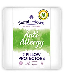 Anti- Allergy Pillow Protector