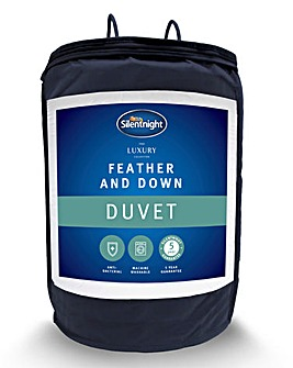 Silentnight Feather & Down 10.5 Tog Duvet