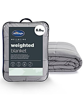 Silentnight 6.8kg Weighted Blanket