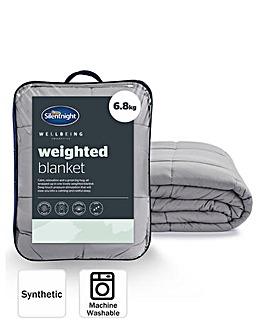 Silentnight 6.8kg Weighted Blanket