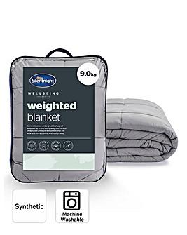 Silentnight 9kg Weighted Blanket