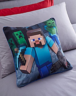 Minecraft Creeps Cushion