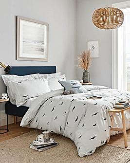Sophie Allport Whale Duvet Cover Set