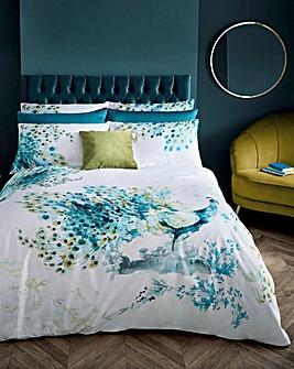 Voyage Wimborne 220 Thread Count Cotton Duvet Cover Set