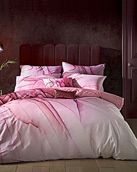 Rita Ora Azumi 220 Thread Count Cotton Sateen Duvet Cover