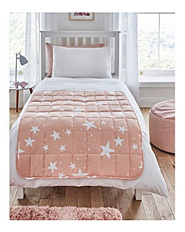 Star Print 2kg Weighted Blanket