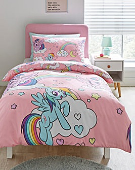 My Little Pony Besties Duvet Cover Set