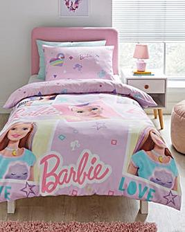 Barbie Lovestruck Duvet Set