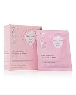 Rodial Pink Diamond Lifting Face Masks