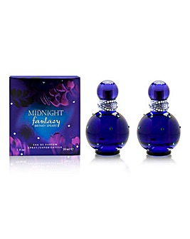 Britney Spears Midnight Fantasy BOGOF