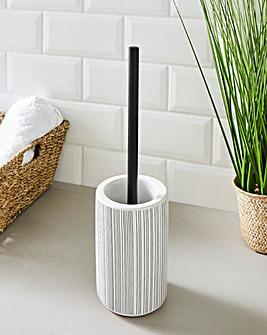 Turin Toilet Brush & Holder