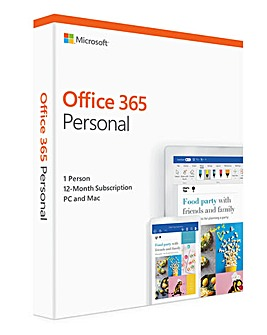 Microsoft Office 365 1 Year 1 User