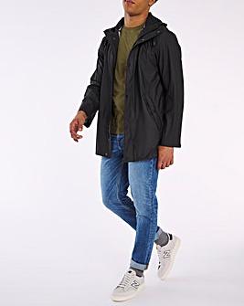 Black Lightweight Shower Resistant Jacket