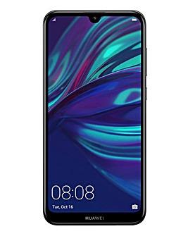 Huawei Y7 2019 Smartphone Black