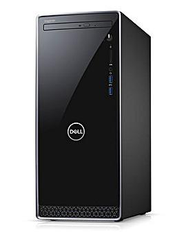 Dell Core i5 Desktop - 8GB, 1TB+256GB