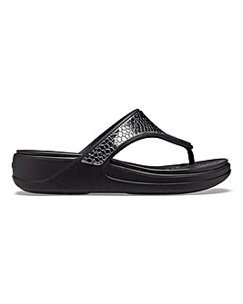 Crocs Monterey Fit Flops