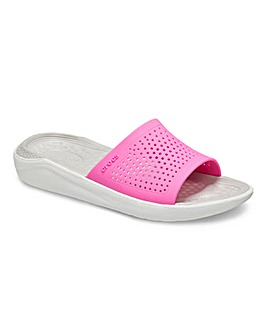 Crocs Lite Ride Slider Sandals