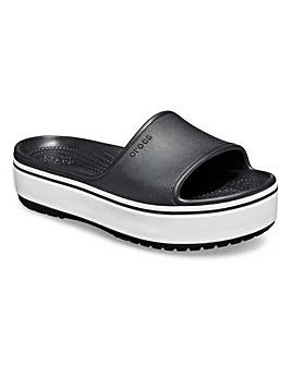 Crocs Platform Slider Sandals