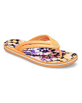 Crocs Crocband Toe Post Sandals