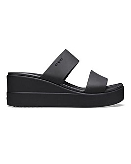 Crocs Brooklyn Mid Wedges