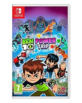 Ben 10: Power Trip (Switch)